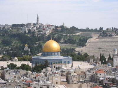 Ägypten: Palästinenser sollen auf Jerusalem verzichten