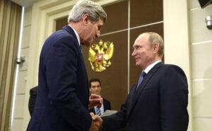 Kerry - Putin