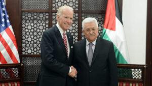 Biden Abbas