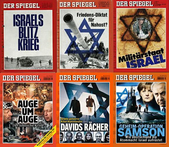 Spiegel-Israel