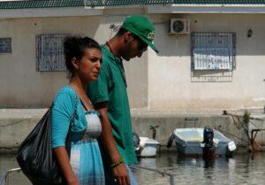 Tunesische Jugendliche