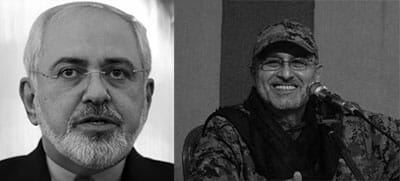Irans Außenminister trauert um getöteten Hisbollah-Terroristen