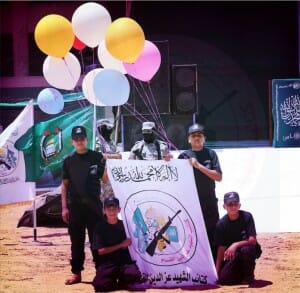 hamas summercamp