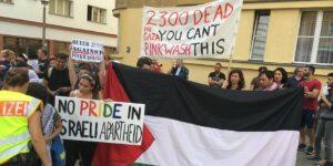 pinkwashing berlin