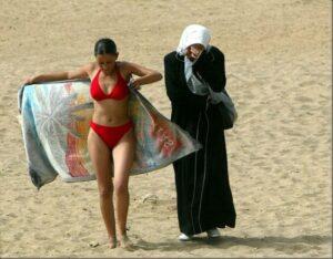 Algerian Beach