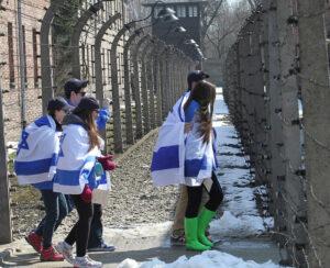Israelis Auschwitz