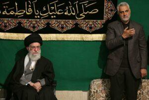 Khamenei - Soleimani