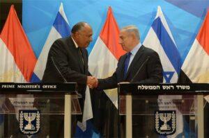 Netanyahu-Shoukry