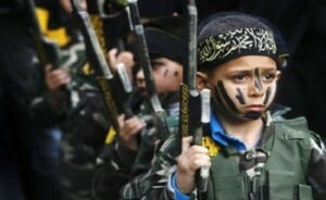 Palestinian hatred education