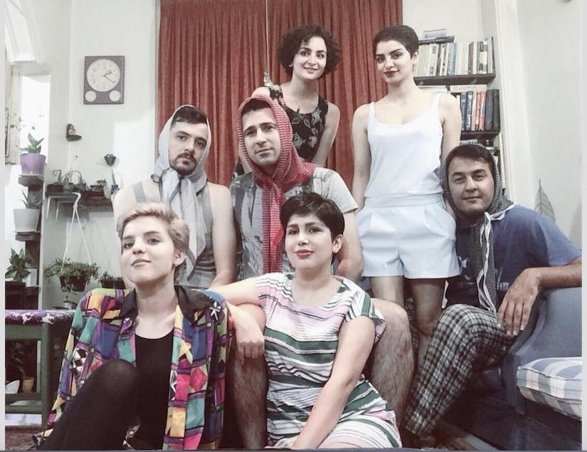 Warum iranische Männer Kopftuch tragen | mena-watch.com