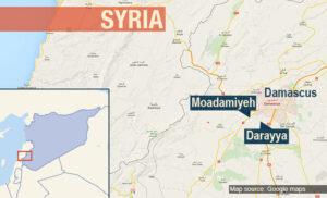 Moadamiyeh - Daraya
