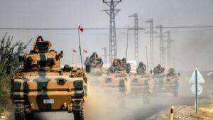 Was bedeutet der türkische Militäreinsatz in Syrien?