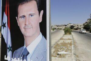 Folterer des Assad-Regimes in Deutschland festgenommen