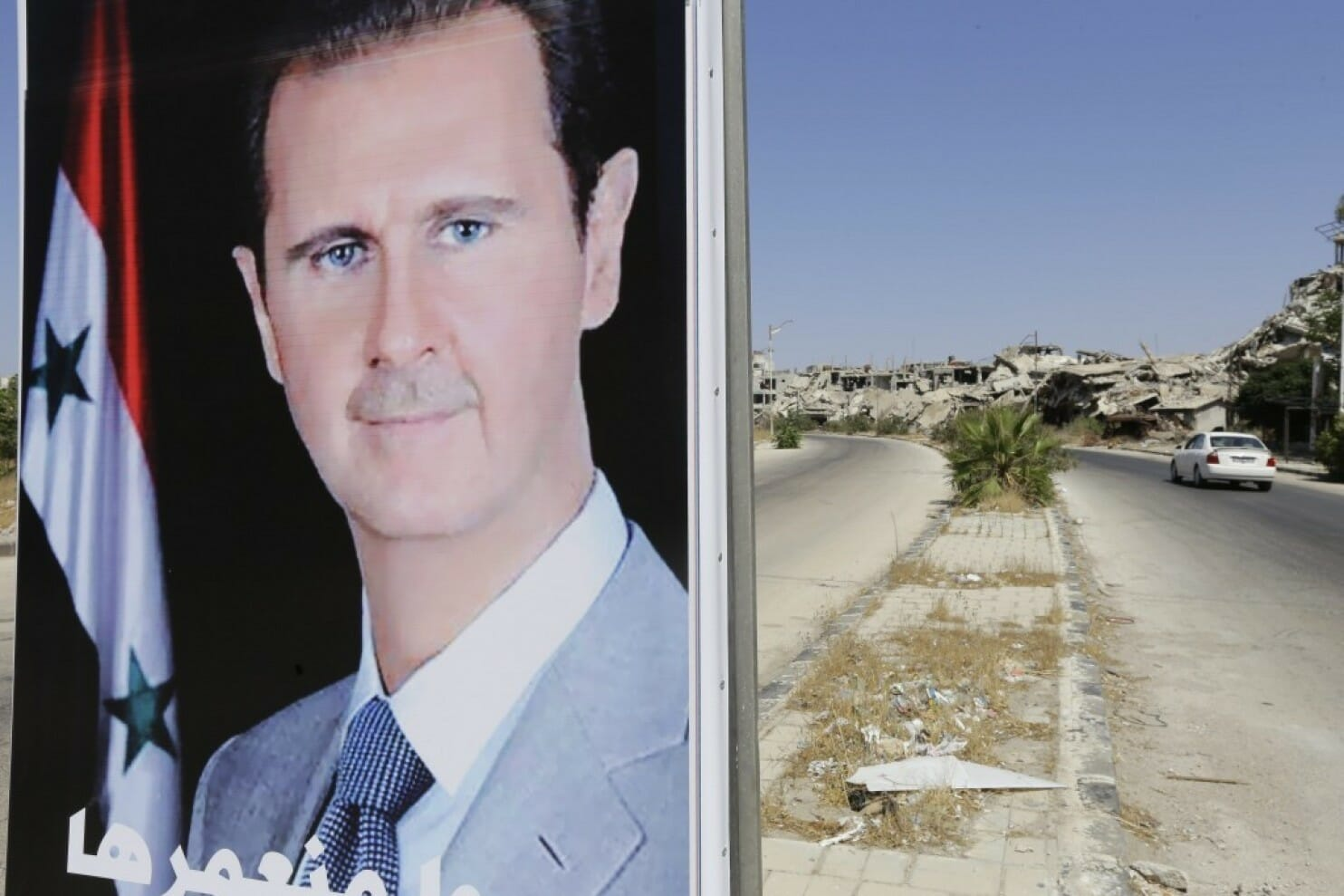 Neues Gesetz: Assad lässt Flüchtlinge enteignen