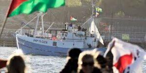 Frauenschiffe gegen Israel