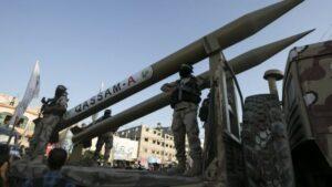 hamas-rockets