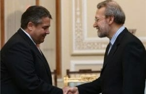 larijani-meets-with-sigmar-gabriel