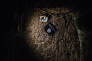 IS verwandelte eroberte Orte in unterirdische Festungen