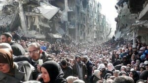 yarmouk-camp