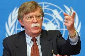John Bolton und die Kritik an den Vereinten Nationen