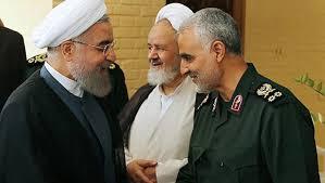 Iranische Revolutionsgarden am irakischen Vormarsch auf Kirkuk beteiligt