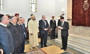 koenig-von-marokko-einweihung-synagoge-casablnca