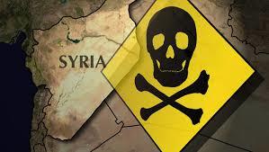 Bei Assads Angriff im April wurden Chemiewaffen mit Sarin benutzt