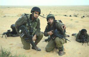 bedouin-soldiers