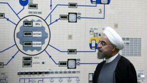 Der Iran fährt seine Uranproduktion in die Höhe