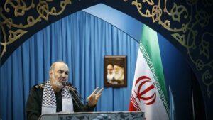 Iran: Neuer Revolutionsgardenführer verspricht, Israel zu vernichten