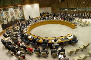 Nur die USA unterstützen im UN-Sicherheitsrat die iranischen Prosteste