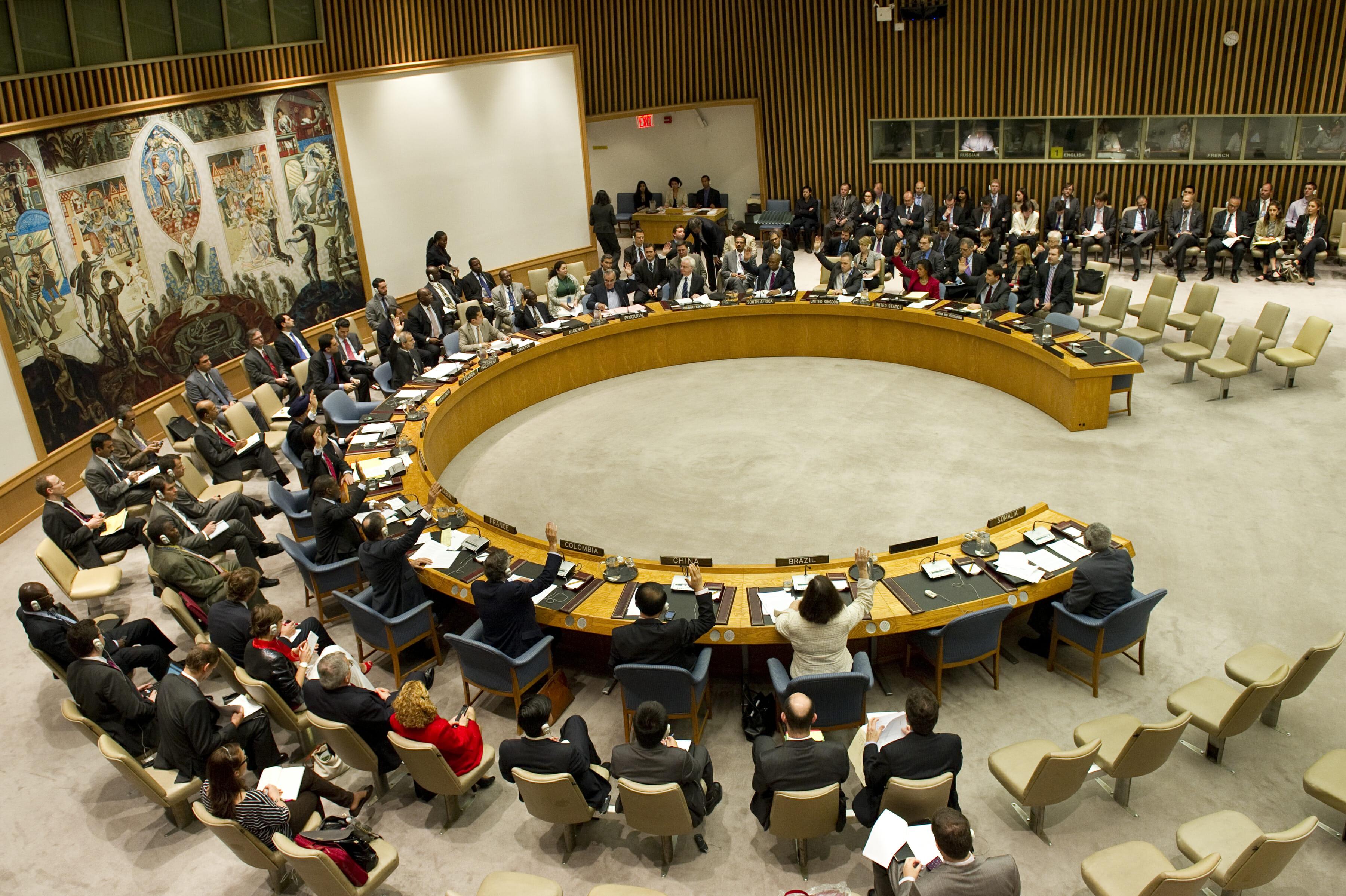 Giftgaseinsatz in Syrien: Gelebter Multilateralismus