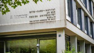 Das Otto-Suhr-Institut für Politikwissenschaft an der Freien Universität Berlin