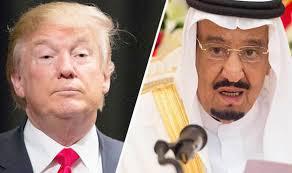 Bastelt Trump eine arabische Allianz gegen den Iran?