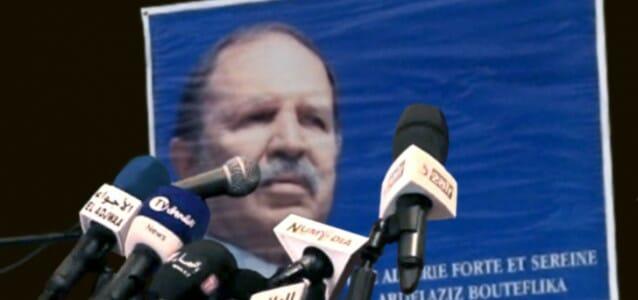 Algerisches Regime: Überleben durch Rückzug des Präsidenten