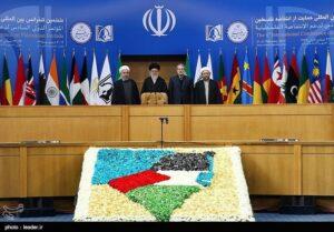 Mit wem Rohani über die Vernichtung Israels plaudert
