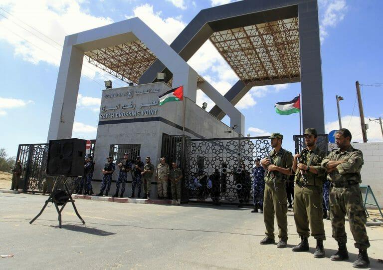 Grenzübergang Rafah