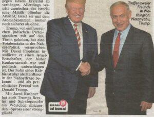 """Antisemitische Verschwörungstheorien in der """"Krone"""""""
