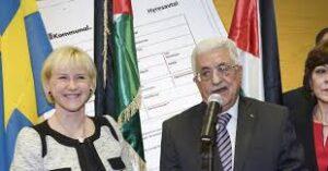 Schwedische Außenministerin: Ohne Terror-Renten müssten palästinensische Kinder verhungern