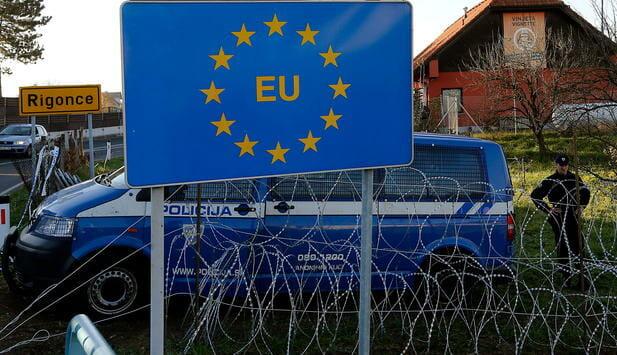 Auf der Flucht. Teil 3: Hoffnung Europa