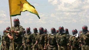 Syrien: Kurdische Partei kooperiert mit Hisbollah