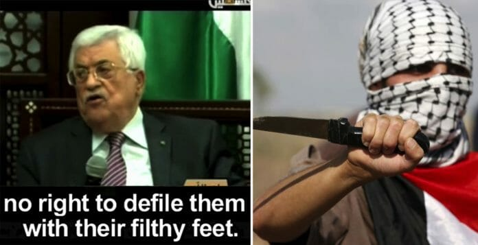 Mahmud Abbas zahlt monatlich 23,5 Millionen Euro an Terroristen
