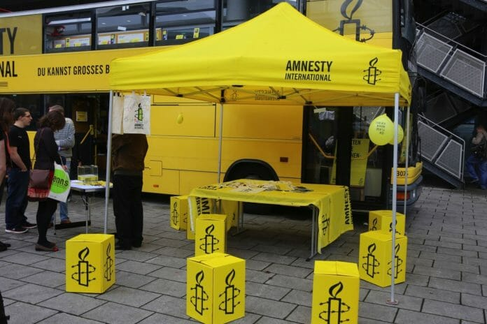 """Amnesty International und die anti-israelische """"Nakba""""-Propaganda"""