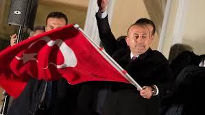 Türkei: Außenminister prophezeit Religionskrieg in Europa
