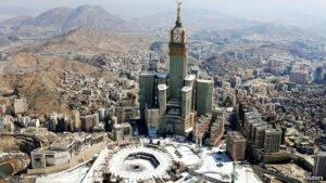 Saudische Medien: Huthis haben Raketen auf Mekka abgefeuert