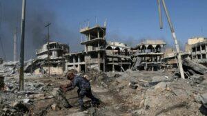 Korruption und Misswirtschaft verhindern den Wiederaufbau Mosuls