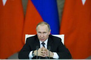 Putin: Vielleicht stecken Juden hinter Einmischung in US-Wahlkampf