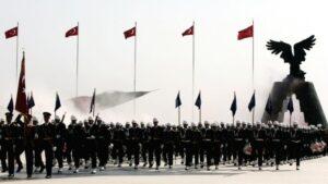 Türkische Offiziere warnen vor Islamisierung der Armee