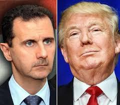 Trump droht mit Sanktionen für Kooperation mit Assad