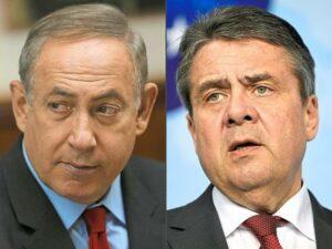 Die Israel-Diffamierung Sigmar Gabriels